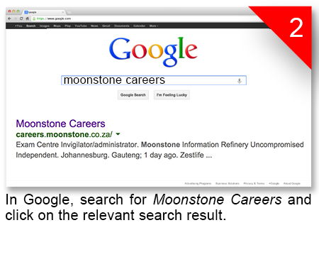 Moonstone Careers - Howto Guide